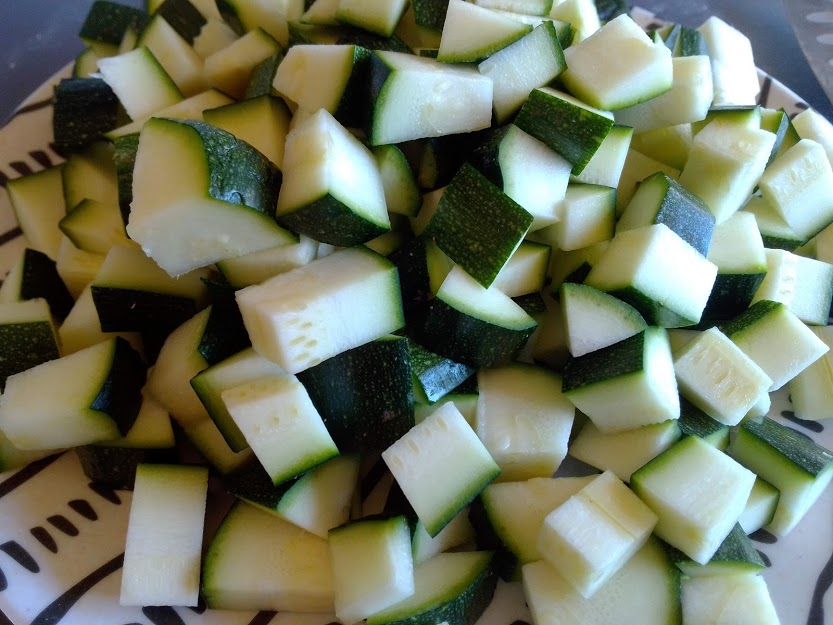 curry ceci zucchine