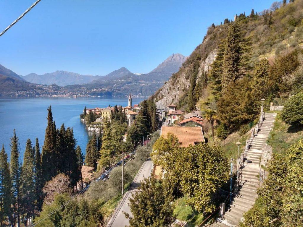 Un weekend a Como, Bellagio e Varenna