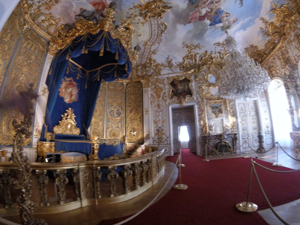 castello linderhof re ludwig