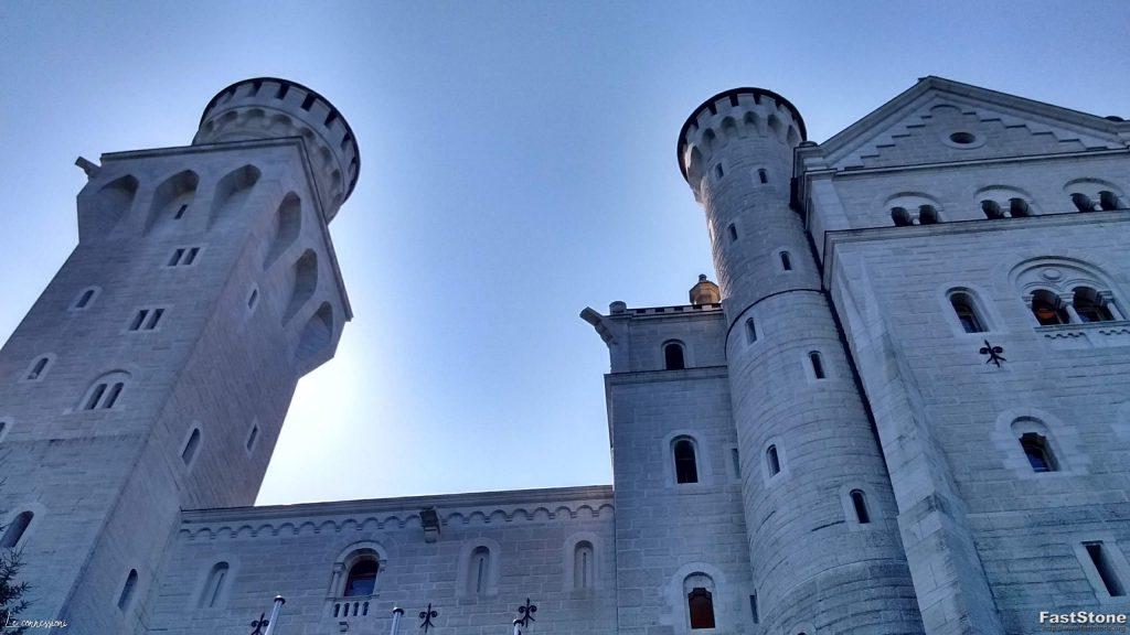 castello Neuschwanstein re ludwig
