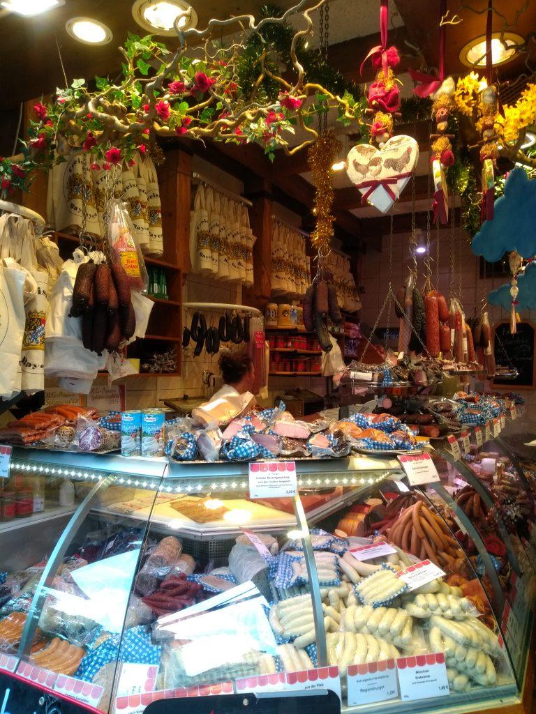 germania monaco mercato Viktualienmarkt
