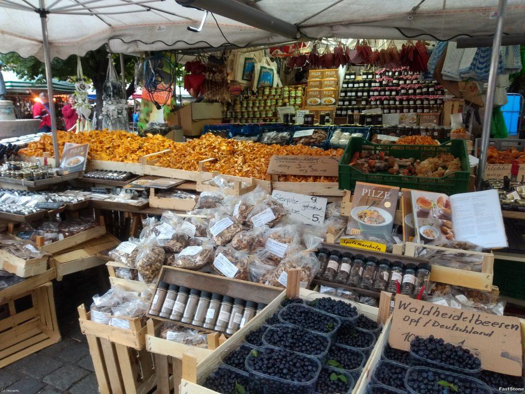 germania monaco Viktualienmarkt