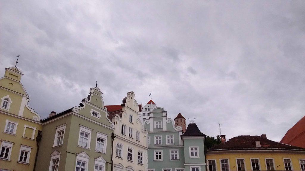 Germania on the road: Landshut, Regensburg, Norimberga